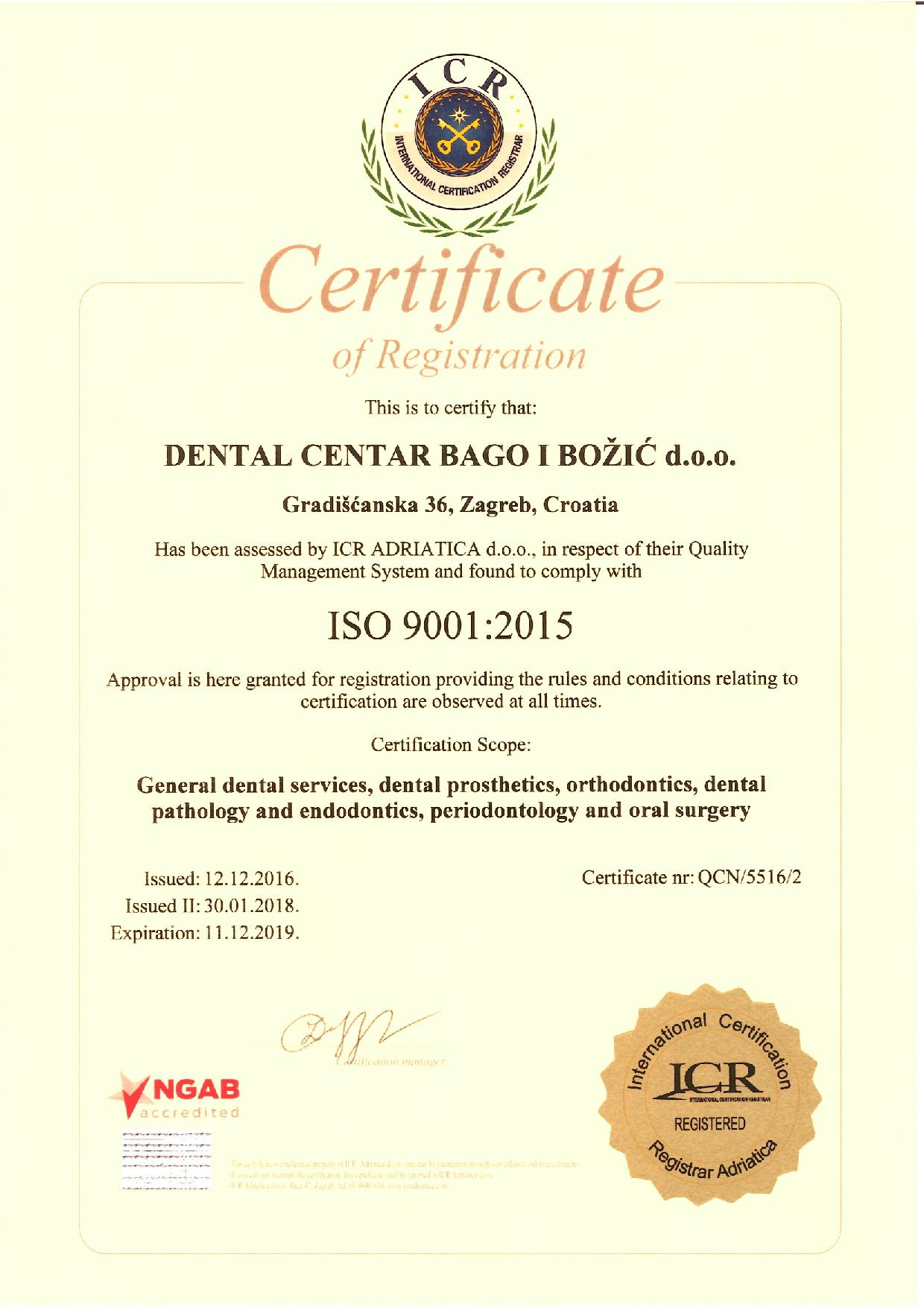 ISOCertificate